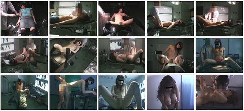 悪徳産婦人科医が趣味で盗撮した動画の流出
