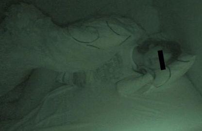 エロ寝姿夜這い