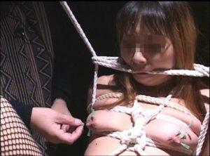 拉致誘拐された人妻の激痛調教